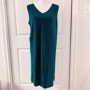 Worthington Sleevless Sweater Dress